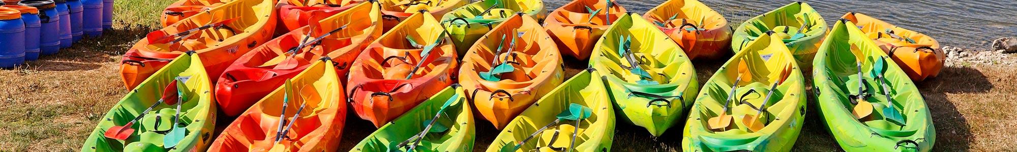 Sur la loire du sport en canoës