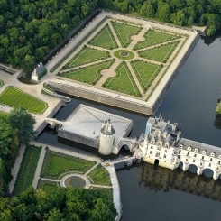 Chateau Chenonceau Centre Val de Loire
