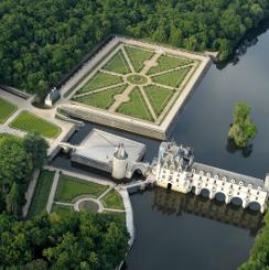 le chateau de Chenonceau une des activités culturelles du gite