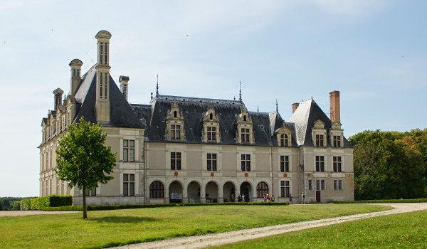 Chateau de Beauregard proche du gite