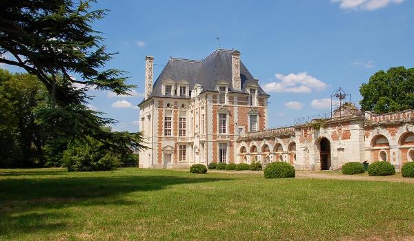 Chateau de Selles sur Cher proche du gite