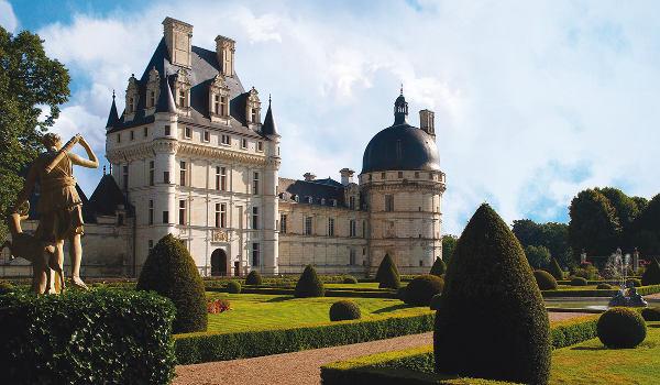 chateau de villandry proche du gite
