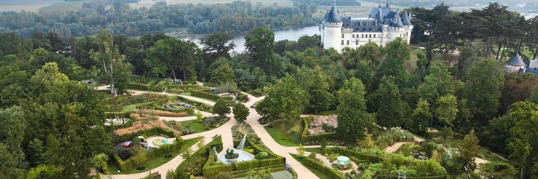 Découvrez le château de chaumont et son festival des jardins