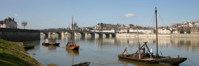 La Loire en bateaux