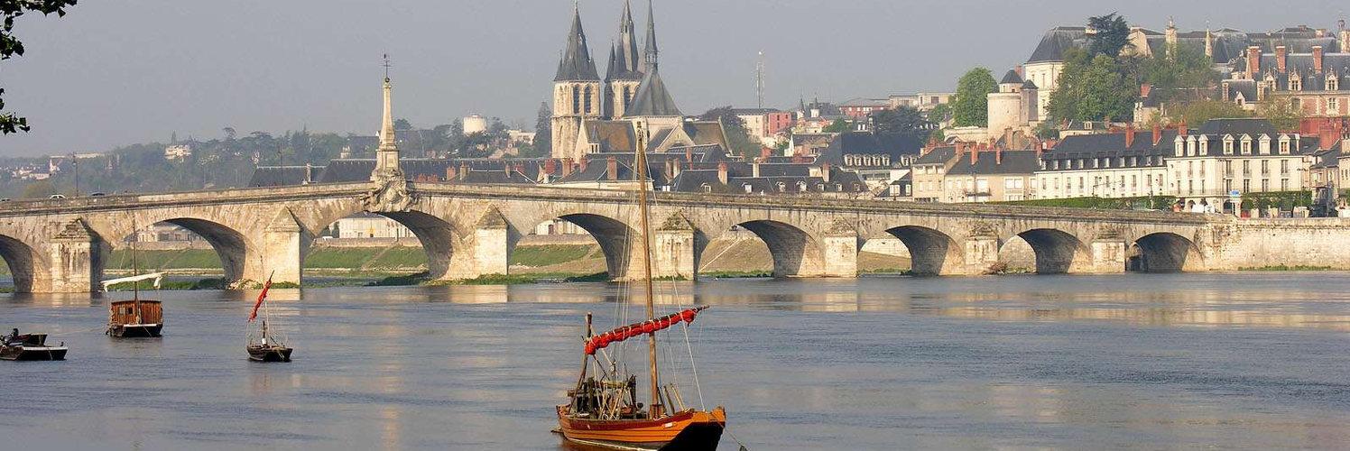 Blois et sa vieille ville