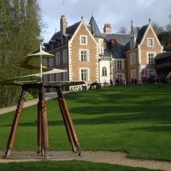 Le gite de groupe se trouve a proximité du Clos Lucé, demeure de Léonard de Vinci