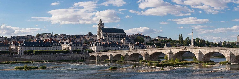 Le gite de groupe se trouve à proximité du château de Blois