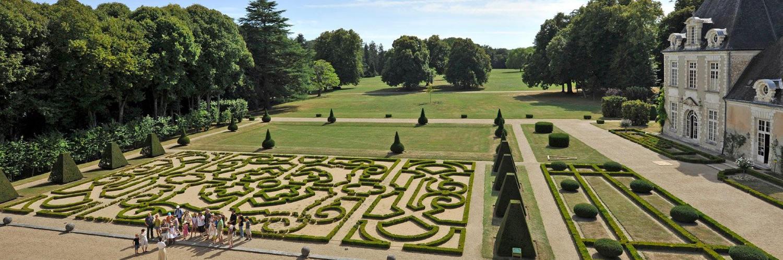 Magnifique jardin au coeur du Val de Loire