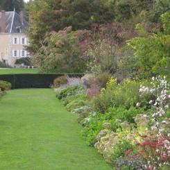 le circuit des parcs et jardins avec le festival de chaumont sur loire