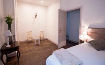chambre spacieuse modulable lits jumeaux ou lit double